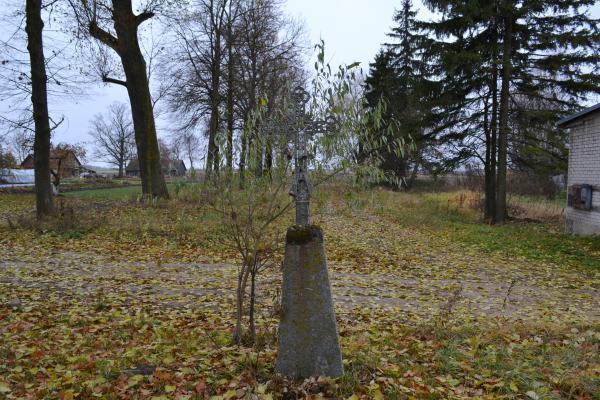 Kryžius Vilkiškių kaime