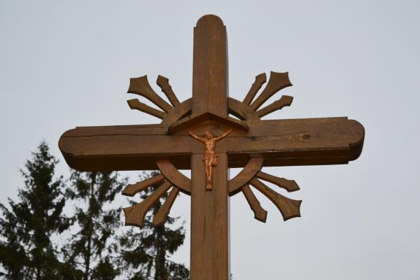 Kryžius Šniūrų kaimui