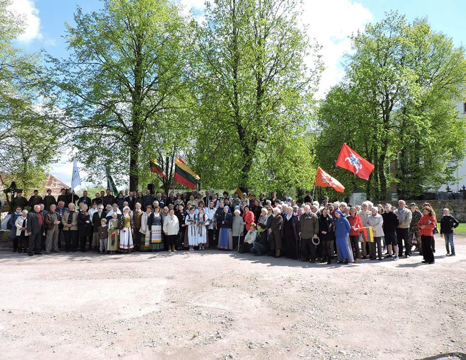 Atminimo lentos 1919–1920 m. Nepriklausomybės kovų Pumpėnų valsčiaus savanoriams ir Vyčio kryžiaus kavalieriams
