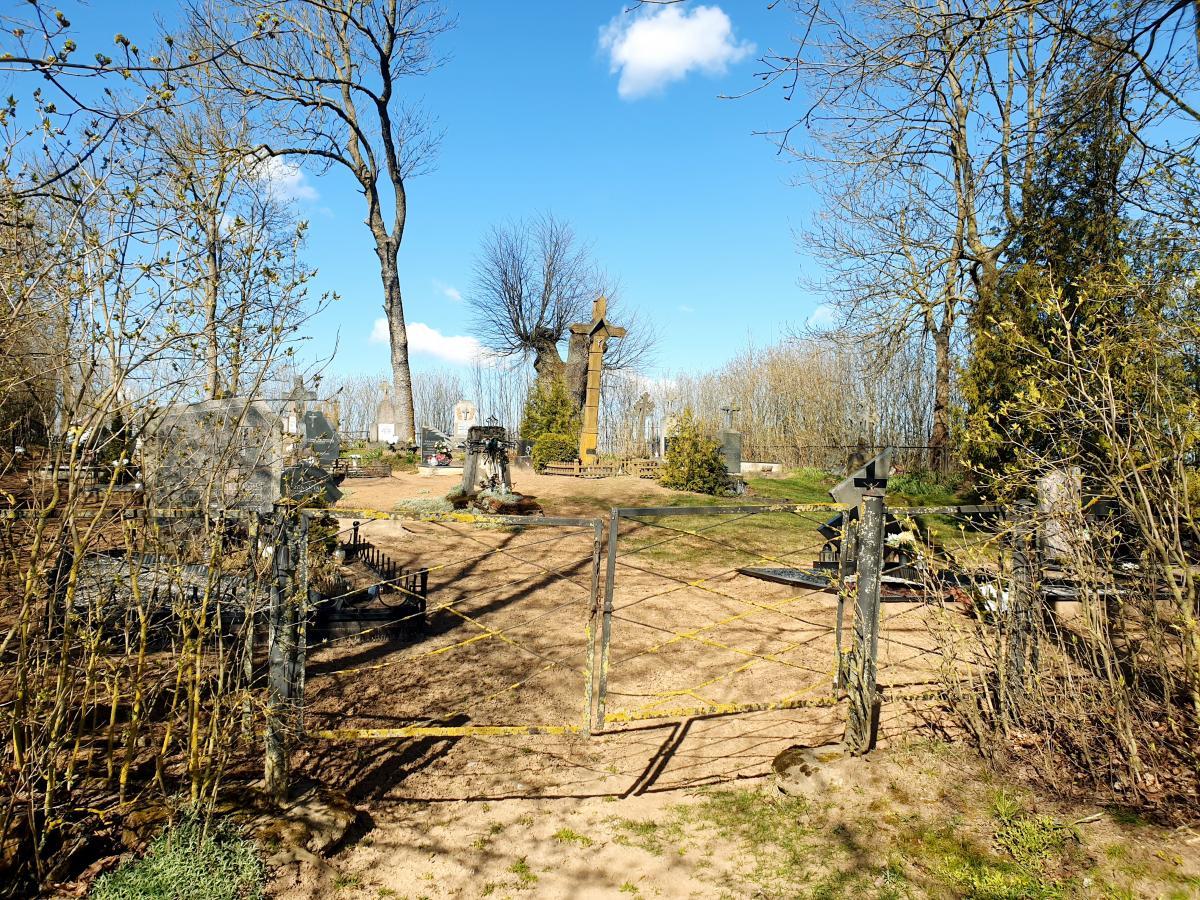 Vytartų kaimo kapinės