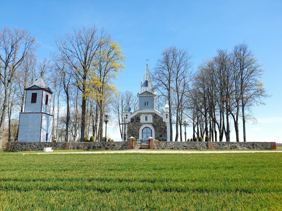 Skrebotiškio Švč. Jėzaus Širdies bažnyčia