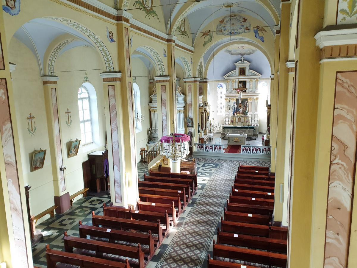 Vaškų Šv. Juozapo bažnyčia