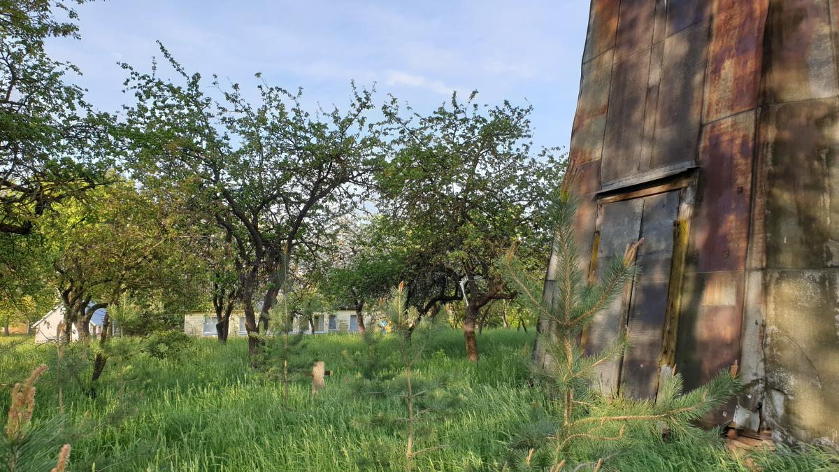 Smilgių vėjo malūnas