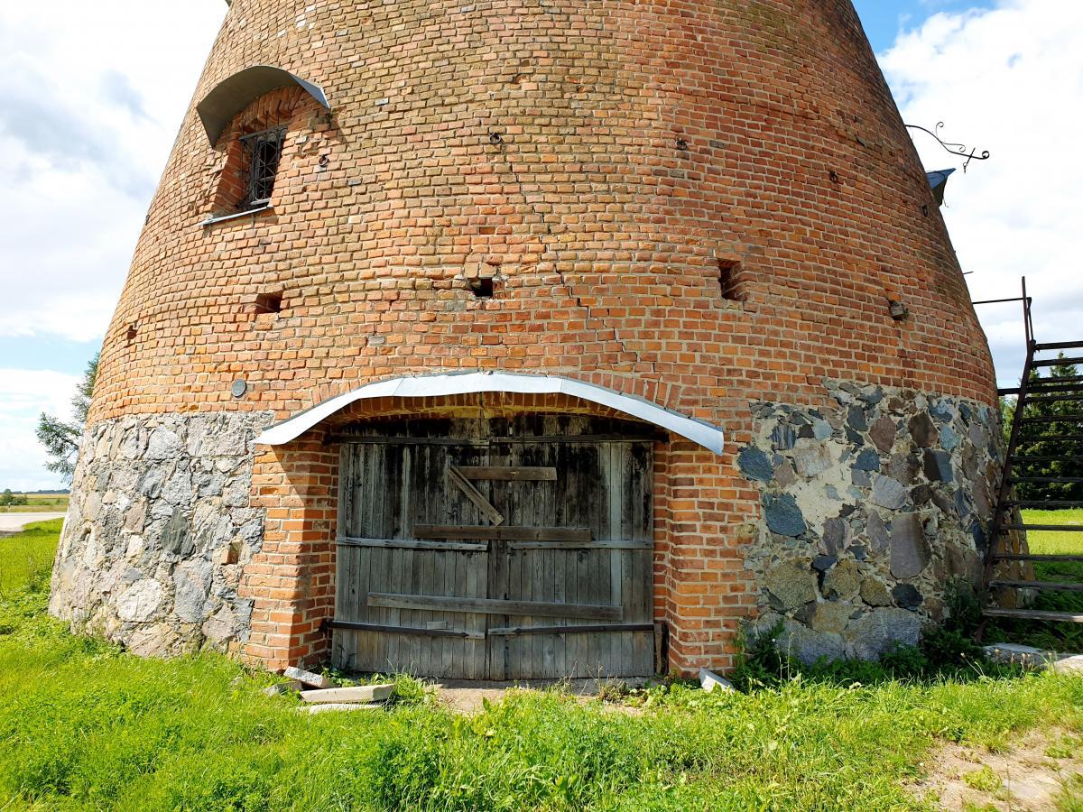 Pumpėnų vėjo malūnas
