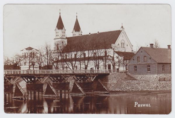 Pasvalio miesto istorinis centras
