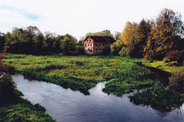 Toliūnų vandens malūnas