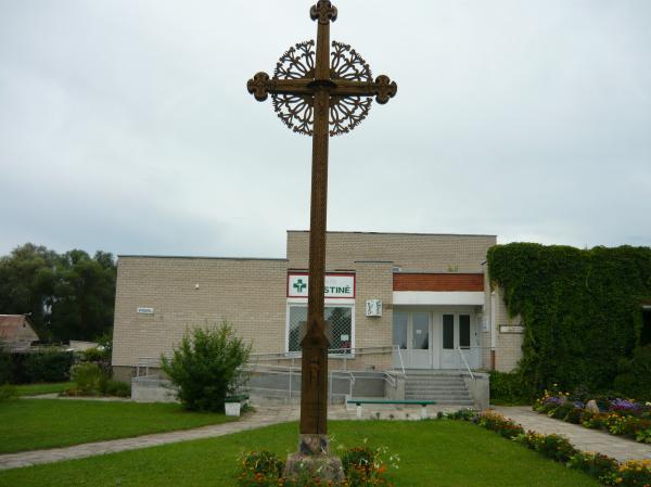 """Kryžius """"Saločiams – 480 metų"""""""