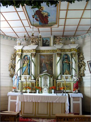 Kriklinių Švč. Mergelės Marijos Apsilankymo bažnyčia