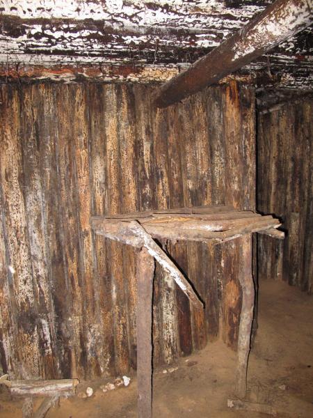 Partizanų bunkeris Margiuose